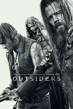 Outsiders | TV Series | 2016