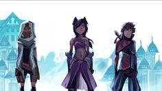 Aphmau's new series Dreams Of Estorra! Coming to her channel on August 5th!