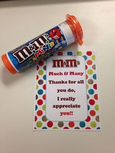 super Ideas for diy gifts for coworkers staff appreciation Employee Appreciation Gifts, Employee Gifts, Teacher Appreciation Week, Employee Rewards, Evaluation Employee, Staff Gifts, Volunteer Gifts, Gag Gifts, Gifts For Office Staff