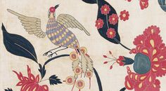 birds of love textile india - Google Search