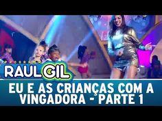 Programa Raul Gil (16/04/16) - Eu e as Crianças - Parte 1 - YouTube Raul Gil, 1, Youtube, Youtubers, Youtube Movies
