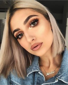 glam makeup looks; makeup looks for brown eyes; simple makeup looks. glam makeup looks; makeup looks for brown eyes; simple makeup looks. Glam Makeup, Eye Makeup, Full Face Makeup, Makeup Inspo, Makeup Inspiration, Hair Makeup, Clown Makeup, 1980 Makeup, Makeup Brushes