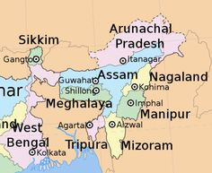 Five Best Places To Visit In Northeast India | hubpages
