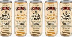 Best Cold Brew Coffee, Cold Brew Coffee Recipe, Making Cold Brew Coffee, Baileys Original, Coffee Presentation, Coffee Counter, Coffee Illustration, Baileys Irish Cream, Alcohol Recipes