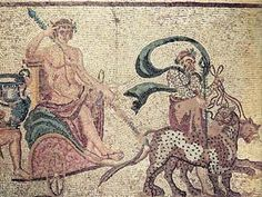 Roman mosaics in Paphos Pafos Cyprus Paphos, South Cyprus, Rome Painting, Greek Christmas, Cyprus Island, Exotic Pets, Exotic Animals, Sculpture Painting, Ancient Artifacts