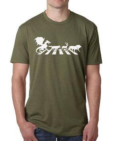 Abbey Road T Shirts Mens