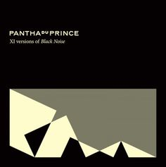 Pantha Du Prince, XI Versions Of Black Noise, cover art