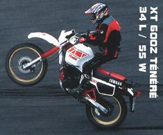 Tenere 34L / 55W Yamaha Xt 600, Dual Sport, Motorcycle Style, Dirt Bikes, Scrambler, Cars And Motorcycles, Retro Vintage, Goal Board, Adventure