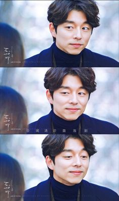 Goblin : The Lonely and Great God 🍁 Gong Yoo Smile, Yoo Gong, Live Action, Goblin The Lonely And Great God, Goblin Korean Drama, Goong Yoo, Goblin Gong Yoo, Goblin Kdrama, Park Hyung