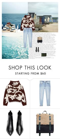 """Going Scandi"" by br0k3n ❤ liked on Polyvore featuring Brunello Cucinelli, MANGO and Acne Studios"