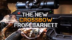 With an affordable pricepoint, deadly fast and ultra-accurate design, the Barnett HyperTac 420 is a triple threat. Check out all of the features of this crossbow in this episode of HuntTech. Season 1. Episode 4. Crossbow Hunting, Hunting Gear, Deer Hunting, Season 1, Weapons, Check, Design, Weapons Guns, Guns