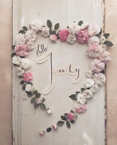 Summer Months, 12 Months, Happy Birthdays, Thing 1 Thing 2, Floral Wreath, Calendar, Told You So, Seasons, Thoughts