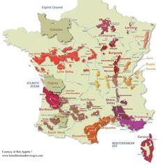 12 Mapas Imprescindibles sobre Vinos - vinopack