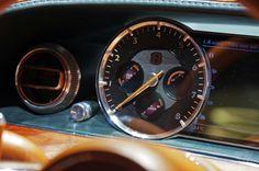 Bentley's EXP 10 Speed 6, Geneva 2015