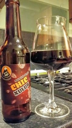 Brew Age Chic Xulub Oatmeal Stout #CraftBeer