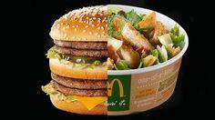 A McDonald's Kale Salad Has More Calories Than a Double Big Mac