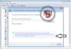 [Solved] #ATI #Mobility #FireGL #V5000 #driver Installation on #windows 7