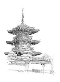 japanese scenery - Google Search