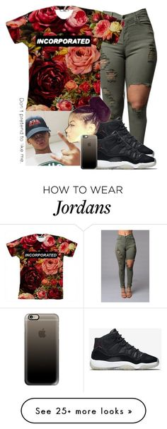 """""""Just a saturday"""" by napayshni23 on Polyvore featuring NIKE, Casetify, women's clothing, women, female, woman, misses and juniors"""