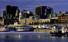 Vista de Montreal, na província de Québec, que busca profissionais qualificados no Brasil | Divulgação