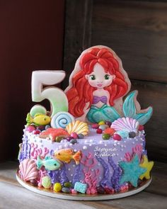 ideas baby shower girl cupcakes children for 2019 Baby Shower Cakes Neutral, Baby Shower Cupcakes For Girls, Elephant Baby Shower Cake, Girl Cupcakes, Birthday Cakes Girls Kids, Mermaid Birthday Cakes, Birthday Cupcakes, Birthday Cake Decorating, Cookie Decorating