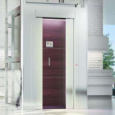 """Luxury Homelift ThyssenKrupp Encasa, modele """"Cool"""""""
