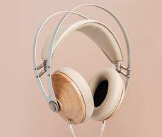 Wood Headphones Built to Last