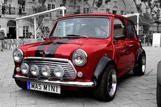 Mini Cooper- my original, and continuing dream car. Mini Cooper Classic, Mini Cooper S, Classic Mini, Retro Cars, Vintage Cars, My Dream Car, Dream Cars, Jaguar, Austin Mini