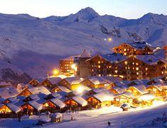 italien ski chalets - Google Search