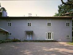 Villa Snellman 1917-1921, Asplund Gunar