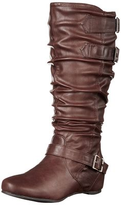 8f166bab9a5 Brinley Co Women s Cammie-wc Slouch Boot     For more information