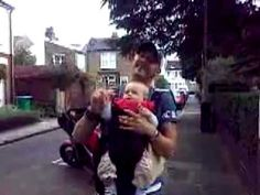 Tom Hardy rapping with a baby. I still love him even though I couldn't understand everything he was saying...