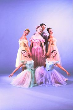 Joffrey Ballet of Chicago Birthday Variations Choreographed by Robert Joffrey
