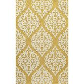 Found it at Wayfair - Dunes Gold Area Rug