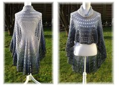 Pattern/ Muster Poncho