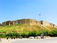 Erbil Citadel - Arbil Citadel - Irbil Citadel - Hawler Photo by: Mustafa Adil  Copyright Erbilia.com 2013
