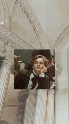 Aesthetic Iphone Wallpaper, Aesthetic Wallpapers, Aesthetic Art, Aesthetic Pictures, Leonardo Dicapro, Leo And Kate, Applis Photo, Young Leonardo Dicaprio, Titanic Movie