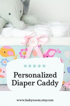 This birds baby basket is covered by soft pastel fabric on the outside and white cotton in the inside. Personalize it with your baby's name to add this nursery storage basket a special touch💖. Nursery Storage Baskets, Gas Remedies, Diaper Caddy, Baby Baskets, Hospital Bag, Breastfeeding Tips, Pregnancy Tips, Baby Sleep, New Moms