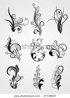Google Image Result for http://image.shutterstock.com/display_pic_with_logo/170467/170467,1238583287,1/stock-vector-background-with-artistic-flower-design-tattoos-27738007.jpg
