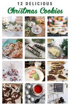 12 delicious christm