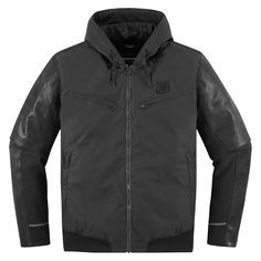 Icon 1000 Varial - Black | Jackets | Icon 1000 - Go fast, look flash.