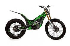 Trial Bike Ossa Factory R300 2014