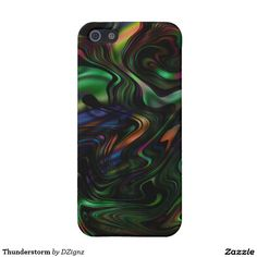 Thunderstorm Case For iPhone SE/5/5s...Buy this iPhone SE/5/5s case in the colorful abstract background