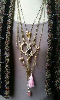 Stacked~Shelbi Lavender Originals bling