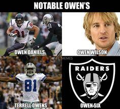 Notable Owen's