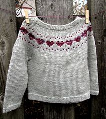 heart detail Little Hearts is a simple baby cardigan that features a sweet colorwork heart yoke detail. This tiny cardigan is a perfect gift for a new baby and can be knit up with one ske Baby Knitting Patterns, Love Knitting, Christmas Knitting Patterns, Arm Knitting, Knitting For Kids, Knitting Socks, Baby Cardigan, Baby Scarf, Cardigan Pattern