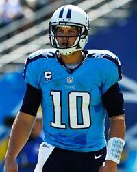 Jake Locker  #10QB-Tennessee Titans