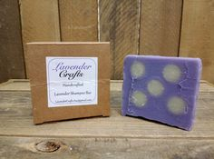 This is my gorgeous handmade lavender scented shampoo. When I was designing my shampoos I wanted to make sure that you could see straight away that it was the shampoo and decided that having dots in a different colour through the shampoo that it would do the trick.   #HandmadeInMyKitchen #ForTheLoveOfLavender #LavenderCraftsKilcoole #LavenderCrafts #HandmadeInKilcoole #AllNaturalIngredients #EcoFriendly #PalmOilFree