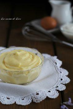 Crema pasticcera allo yogurt al microonde