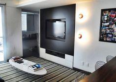 Apartamento no #Ipiranga com 64m² sendo 2 dormitórios + escritório, sala com sanca de gesso com iluminação interna, e cozinha americana repleta de armarios. O aartamento foi decorado por arquiteto - muito bem acabado e repleto de armarios!